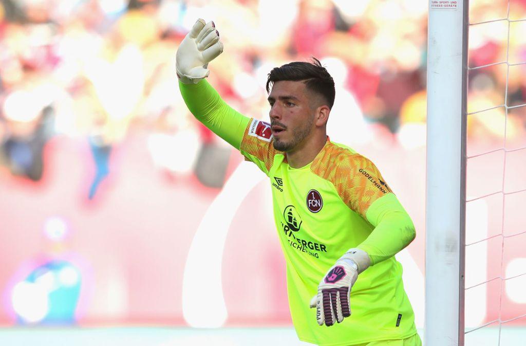 Fabian Bredlow kommt vom 1. FC Nürnberg. Foto: Getty Images