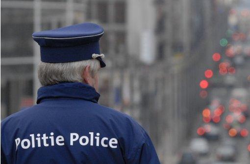 Belgische Polizei streckt Mann nieder