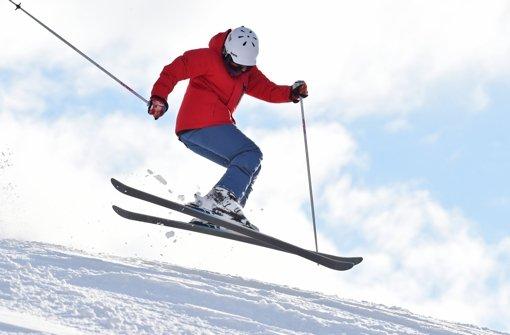 Viele Skifahrer überschätzen sich