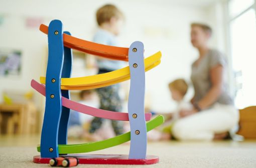 Corona-Tests bei Kita-Kindern laufen an