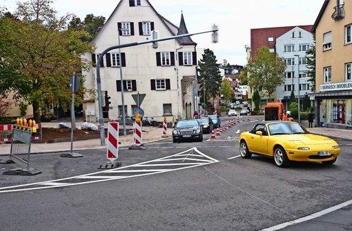 Freie Fahrt auf der Grabenstraße