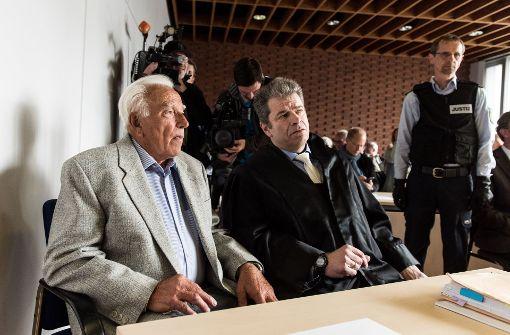 Urteil gegen 85-Jährigen ist rechtskräftig