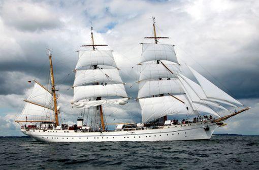 Werft will Schulschiff 2020 an Marine übergeben