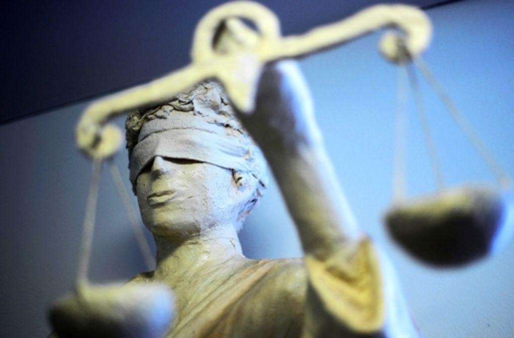 """Die Richter stellten in dem Verhalten des Protestierers keine """"Verwerflichkeit""""    fest. Foto: dpa"""