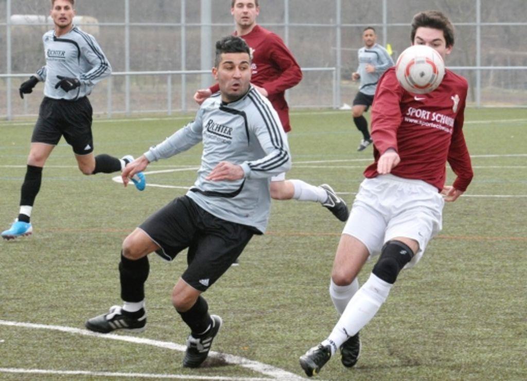 Im Fußball ist der Verein sehr erfolgreich. Foto: Günter Bergmann