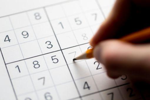 Lösen Sie täglich ein spannendes Sudoku