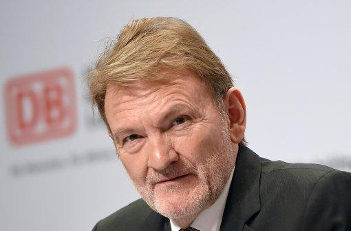Vize-Bahnchef Kefer gibt seinen Posten auf