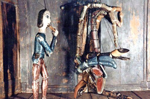 Marionetten sind immun gegen das Virus