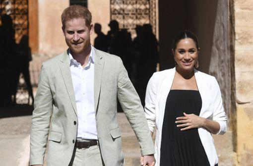 So außergewöhnlich gehen Harry und Meghan mit der Geburt um