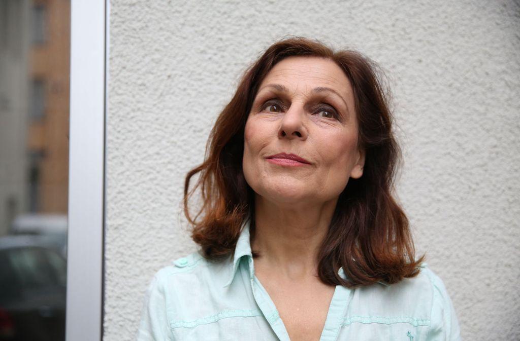 """Edith Koerber inszeniert und spielt das Stück """"Esperanza"""" Foto: Tribühne"""