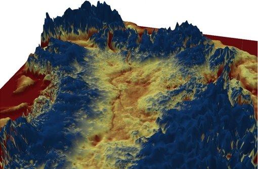 Grönlands Grand Canyon