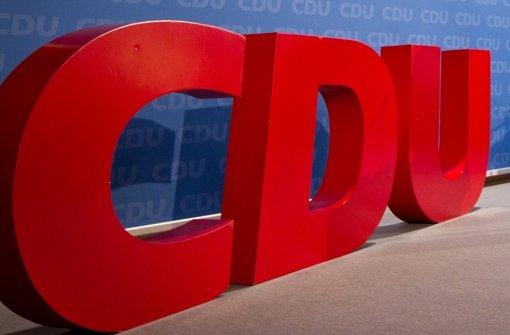 CDU debattiert über Kandidaten