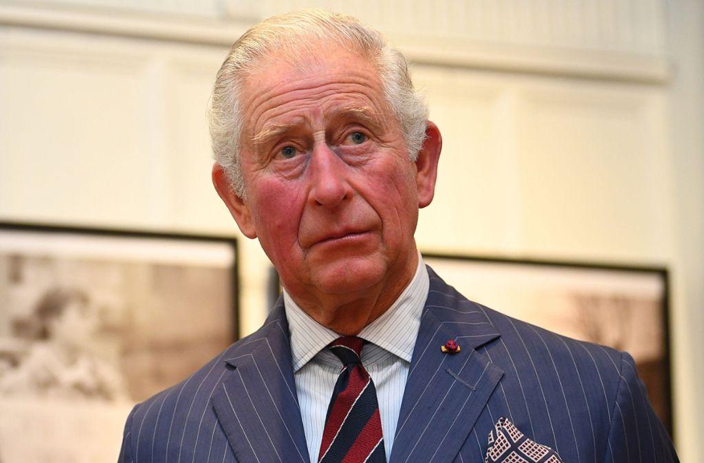 Setzt sich für das Klima ein: Prinz Charles aus dem britischen Königshaus. (Archivbild) Foto: dpa/Victoria Jones