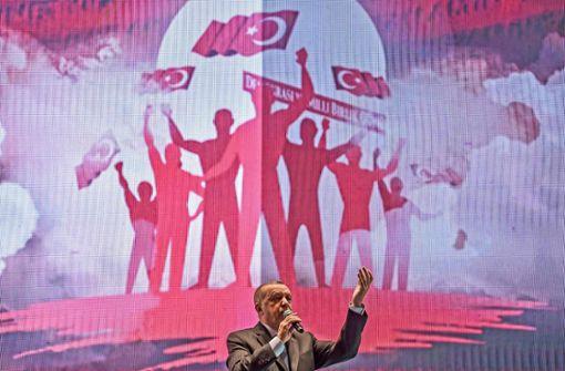Scharfes Anti-Terror-Paket in der Türkei