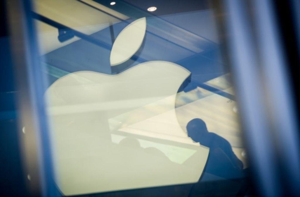 Hat Branchenriese Apple das Patentrecht verletzt? Foto: dpa