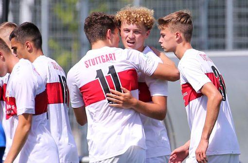 A-Junioren ziehen ins Pokal-Viertelfinale ein