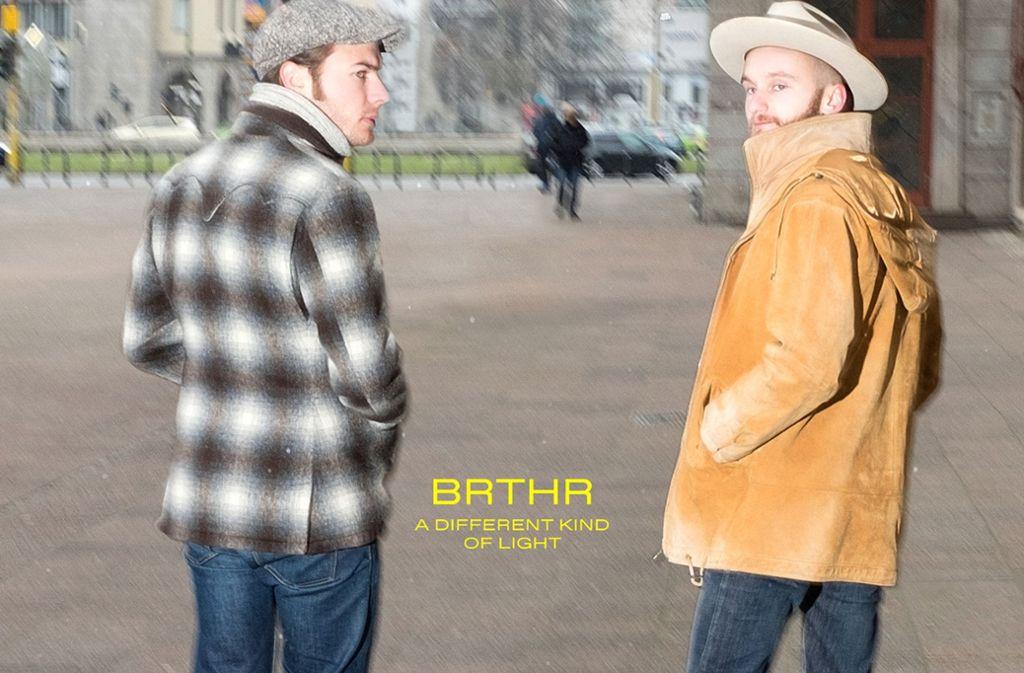"Das Cover vom BRTHR-Album ""A Different Kind of Light"" Foto: Backseat"