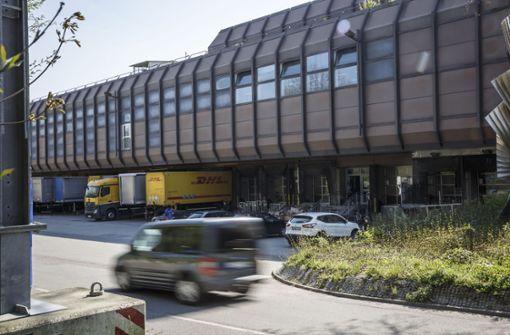 Zahlreiche Kunden müssen Pakete am Nordbahnhof abholen