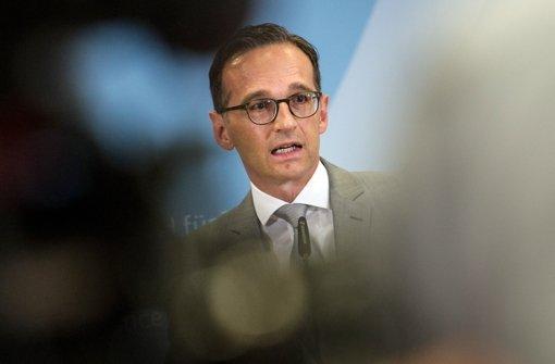 Maas:  Rassismus im Netz wird zu sehr toleriert