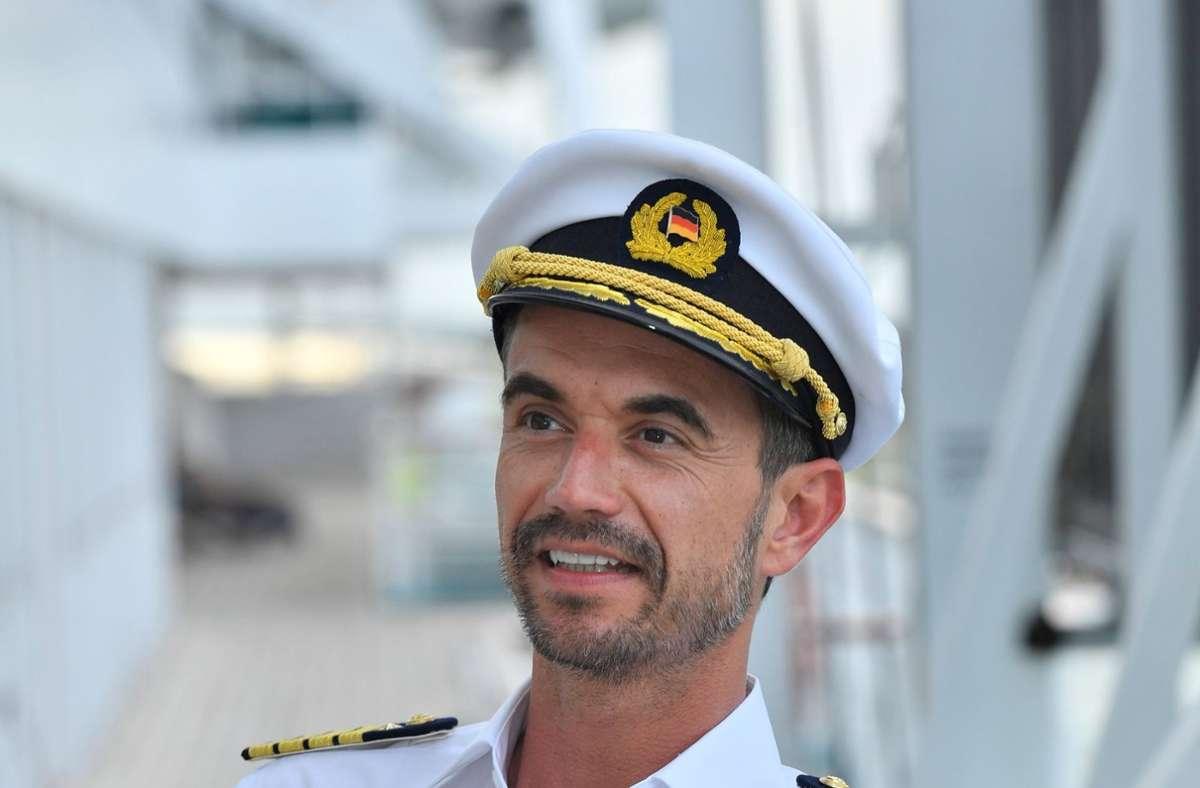 Florian Silbereisen bleibt an Bord. Foto: dpa/Dirk Bartling