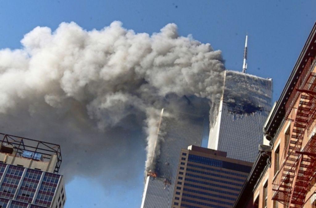 Einige der Attentäter des 11. Septembers 2001 waren stark depressiv. Foto: AP