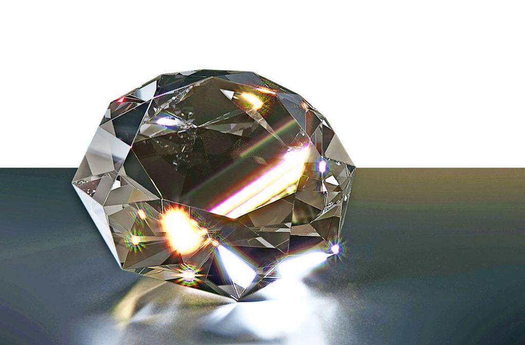 Warum Diamanten unvergänglich sind, können Kinder am 26. April lernen. Foto: Pixabay