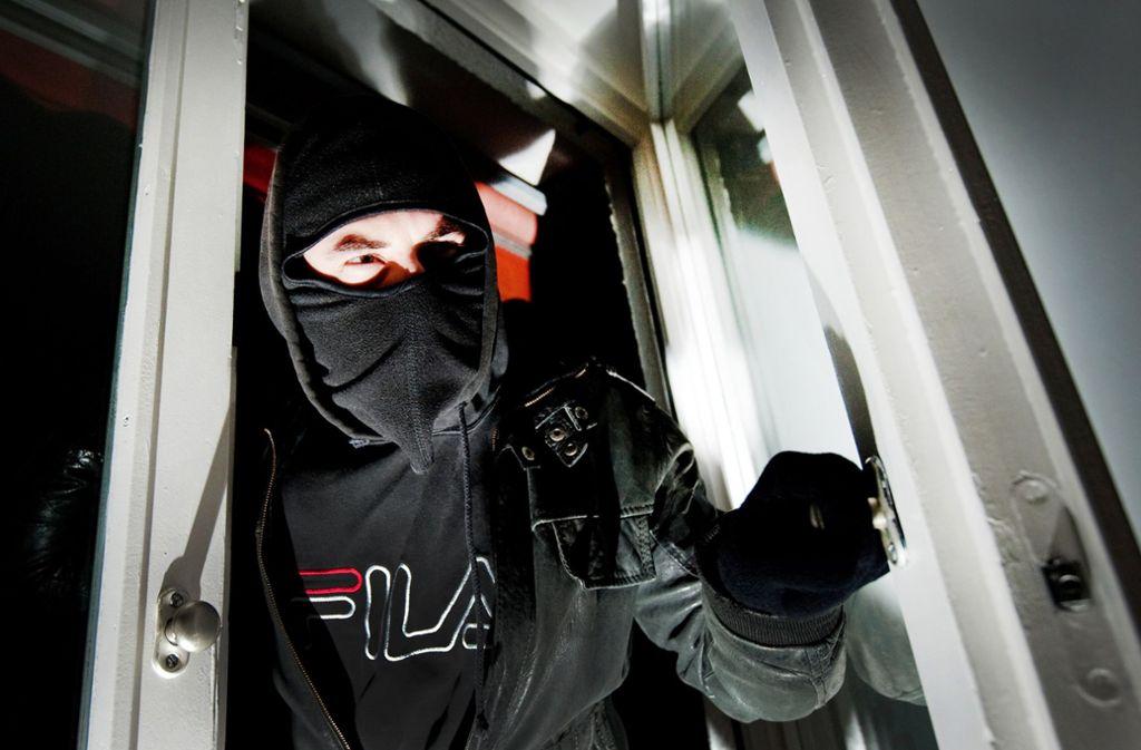 662 Stuttgarter Wohnungen wurden im Jahr 2017 von Einbrechern heimgesucht. Foto: dpa (Symbolbild)