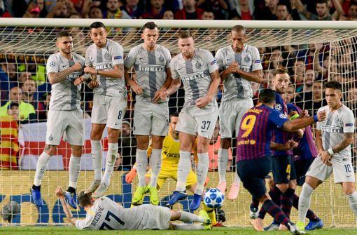 Kroatischer WM-Star verblüfft mit kurioser Mauer-Taktik