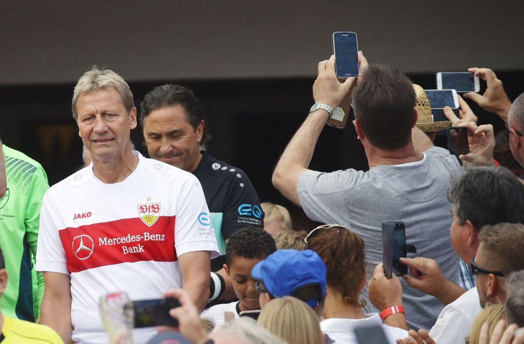 Will Guido Buchwald Präsident des VfB Stuttgart werden? Foto: Pressefoto Baumann