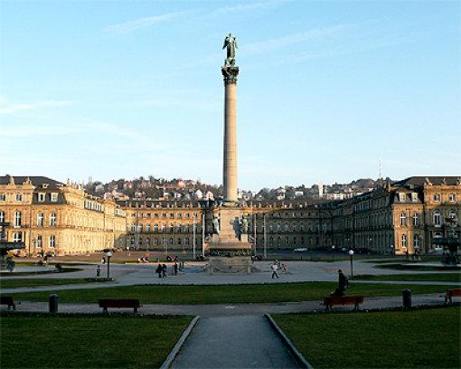 Öffentlicher Sex am Schlossplatz
