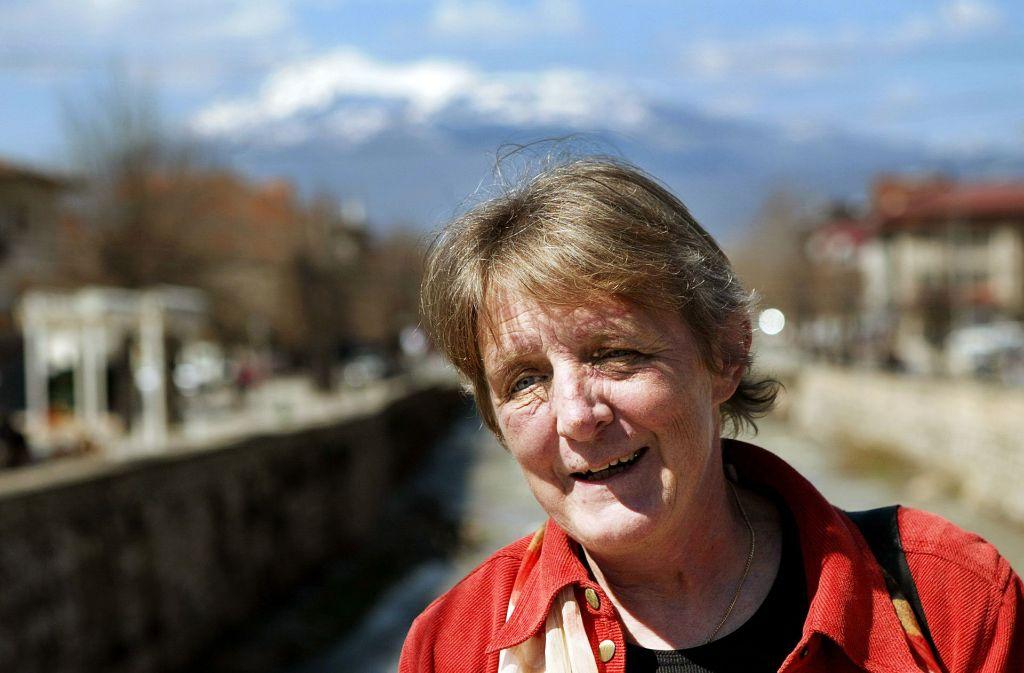 Sie bereut den Terror: Silke Maier-Witt. Foto: AFP