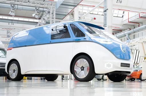 Wie sich VW fürs Elektro-Zeitalter rüstet