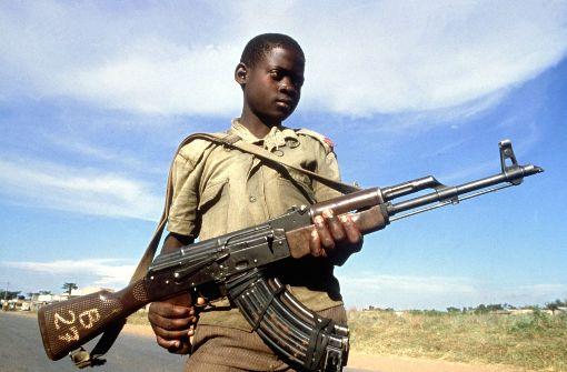 Die Kindersoldaten der Islamisten