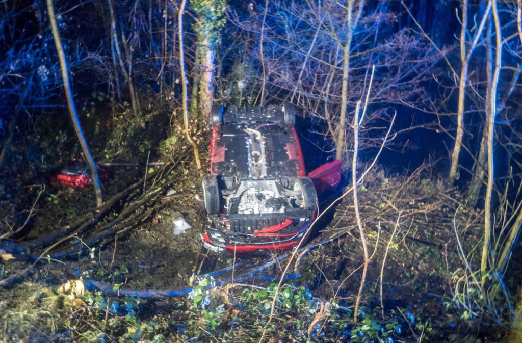 Bei dem Unfall entstand ein Schaden von 26.000 Euro. Foto: 7aktuell.de/Franziska Hessenauer