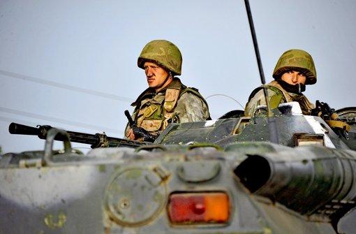 Unruhen in der Ukraine nehmen zu