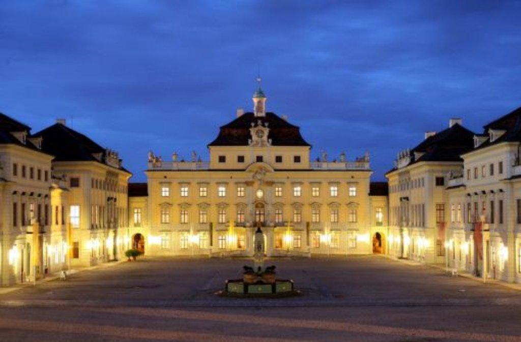 Ihre Premiere feierten die Music Open 2010. Der Innenhof des Ludwigsburger Schlosses bot die perfekte Kulisse. Foto: dpa