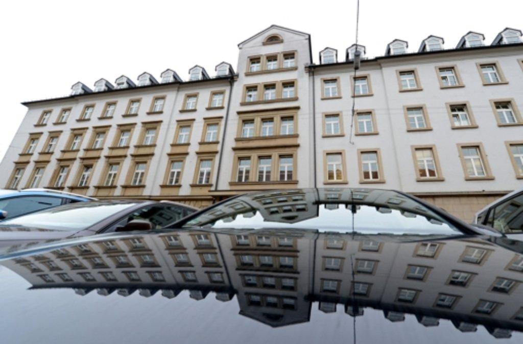 Die ehemalige Gestapo-Zentrale in Stuttgart wird bis Ende 2017 zum Gedenkort umgebaut. Foto: dpa