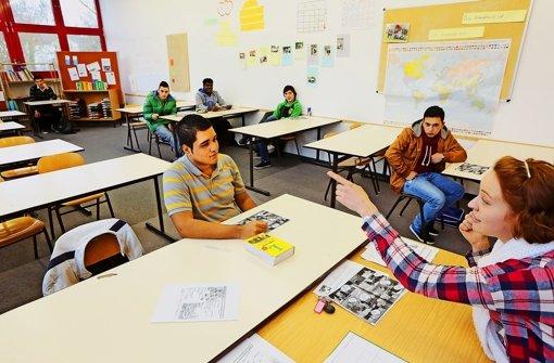 Die halbe Welt in einer Klasse