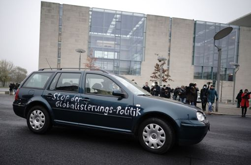 Bestand Gefahr für Bundeskanzlerin Angela Merkel?