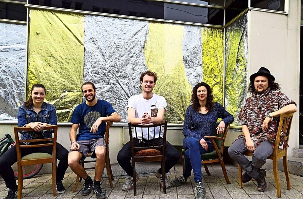 Anfang des Jahres gab es für ihre Idee eines Foodsharing-Cafés noch den Bürgerpreis der Stuttgarter Bürgerstiftung, ein Crowdfunding brachte 2018 rund 30 000 Euro ein. Foto: dpa/Björn Springorum, Arno Burgi