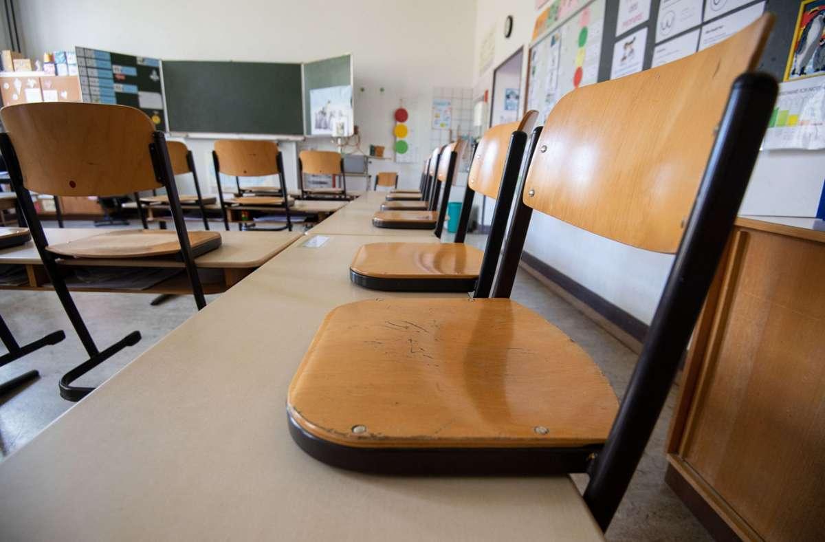 Pour de nombreux étudiants, l'apprentissage à distance à domicile est la clé des deux prochaines semaines.  Photo: dpa / Marijan Murat