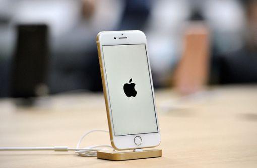 Sicherheitslücke macht iPhones angreifbar