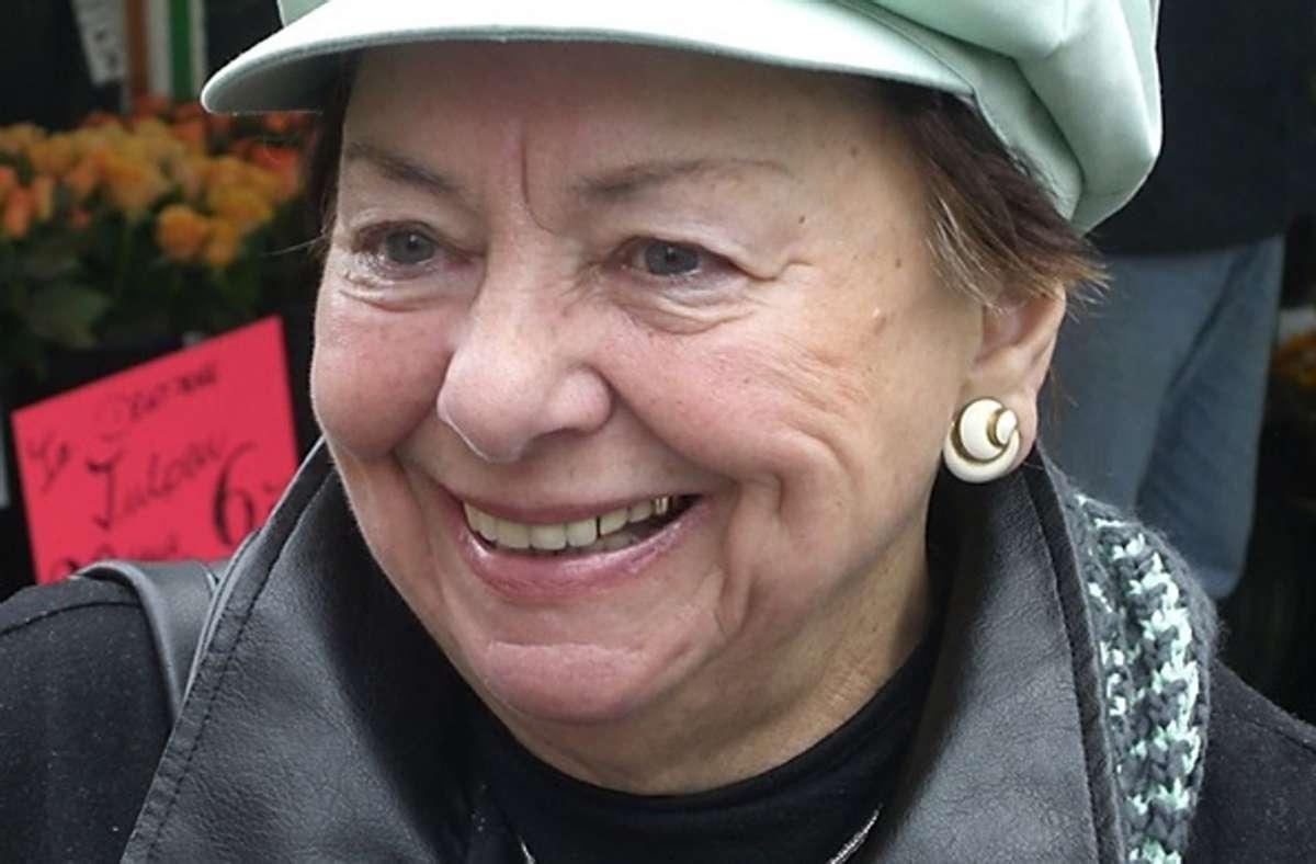 Ingeborg Märtin war eine sehr freiheitsliebende Frau. Foto: Anita Märtin