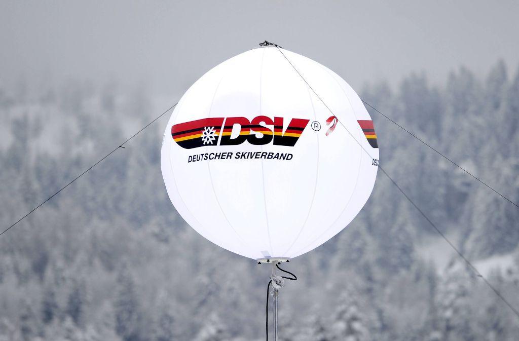 Logo in schwarz-rot-gold: der Deutsche Skiverband vertritt 650000 Skisportler. Florian Kurz ist nicht mehr Generalsekretär des DSV. Foto: imago sportfotodienst