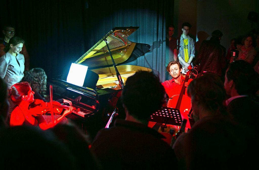 Anwohner beeinträchtigen Konzerte  und Partys  des  Komma immer mehr. Foto: Horst Rudel