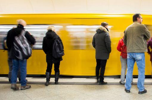 Anstehende Geburt sorgt für U-Bahn-Stopp