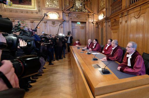 Was sagen Betroffene zum Leipziger Urteil?
