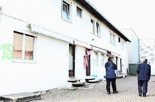 Wirbel um ein muslimisches Wohnheim im Gewerbegebiet