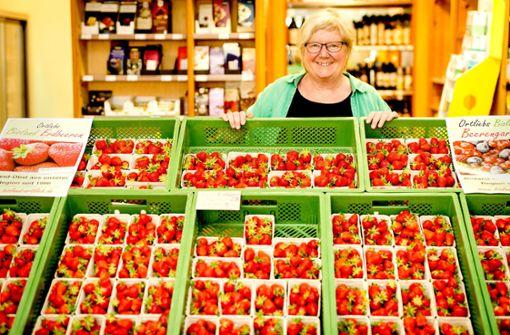Was wird beim Bio-Bauern am liebsten gekauft?