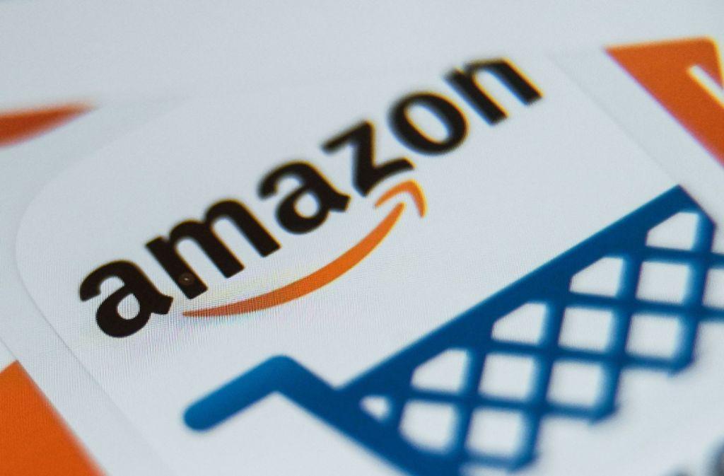 US-Amerikaner können Einkäufe beim  Onlinehändler Amazon jetzt auch in bar bezahlen. Foto: AFP/Denis Charlet